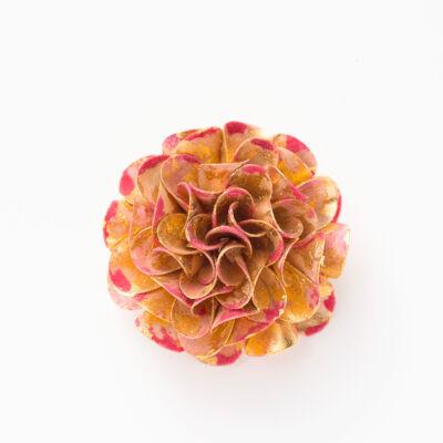 Color of Seasons Pink-S Brooch